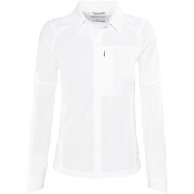 COLUMBIA Silver Ridge T Shirt ML blanc